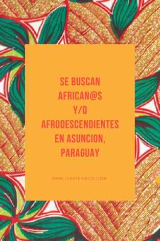 afroparaguay