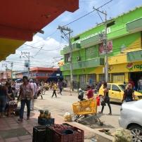 Mercado de Santa Marta