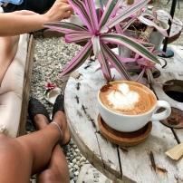 En Cafe Vagamundo